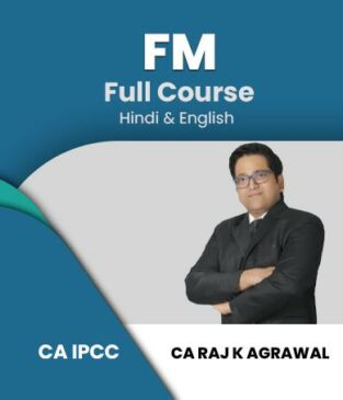 Video Lecture CA-IPCC Financial Management CA Raj K Agrawal