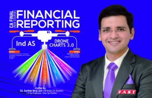 CA Final FR Ind AS Drone Charts 3.0 New Syllabus By Sarthak Jain