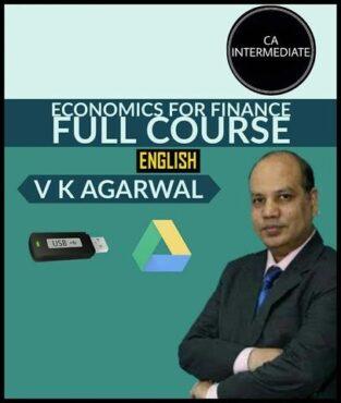 Video Lecture CA Inter Economics Finance New Vinod Kumar Agarwal