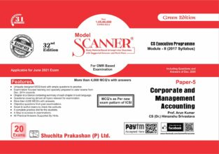 Solved Scanner CS Executive Corporate and Management Accounting