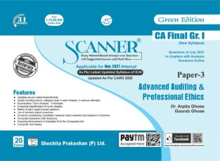 Shuchita Solved Advanced Auditing & Professional Ethics Arpita Ghose