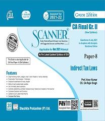 Shuchita Solved Scanner Indirect Tax Laws Arun Kumar