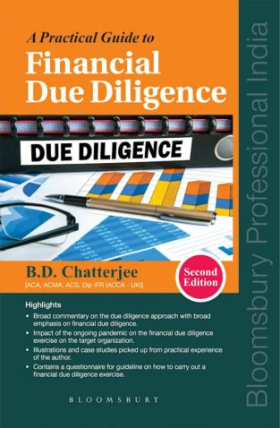 Bloomsbury A Practical Guide to Financial Due Diligence By B D Chatterjee