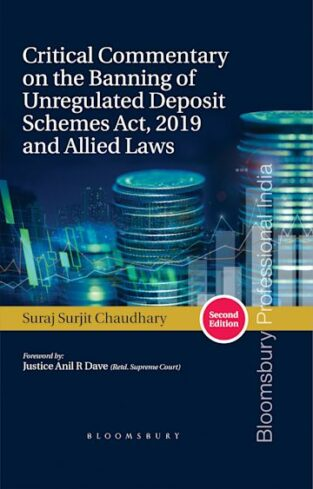 Bloomsbury Critical Commentary on the Banning of Unregulated Deposit Schemes