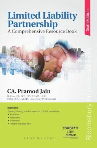 Bloomsbury Limited Liability Partnership By CA Pramod Jain