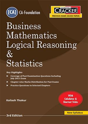 CA Foundation Scanner Cracker Mathematics Kailash Thakur