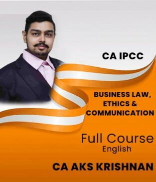 Video Lecture CA IPCC Business Law Communicata CA AKS Krishnan