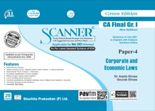 CA Final Group-I Paper-4 Corporate and Allied Laws By Dr Arpita Ghose