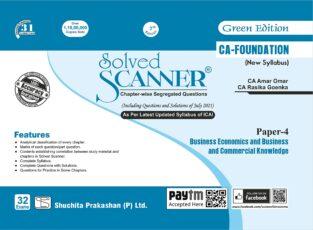 Shuchita Solved Scanner CA Foundation BEBCK By CA Amar Omar