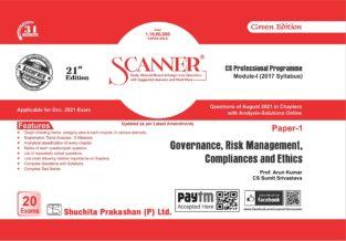 Shuchita Scanner Governance Risk Management and Ethics Arun Kumar