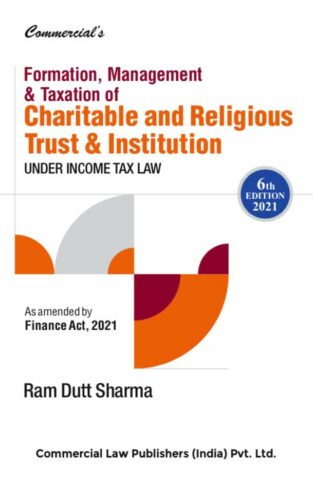 Commercial Formation & Management of Charitable and Religious Trust
