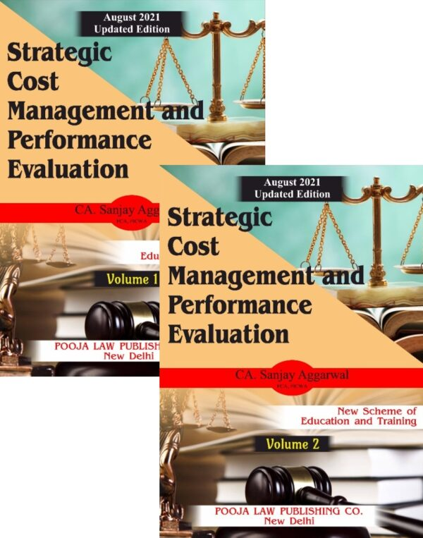 Strategic Cost Management and Performance Evaluation Sanjay Aggarwal