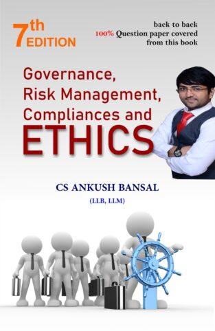 Governance Risk Management Compliances And Ethics Ankush Bansal