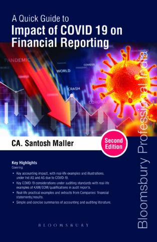 A Quick Guide Impact of COVID 19 on Financial Reporting Santosh Maller