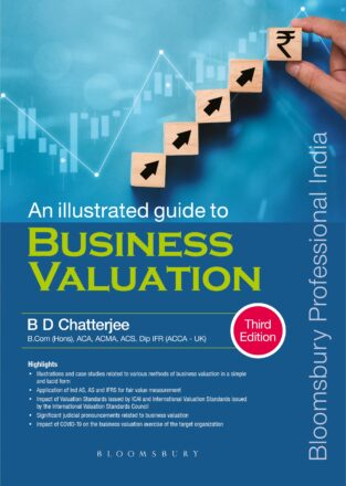 Bloomsbury An illustrated guide to Business Valuation By B D Chatterjee