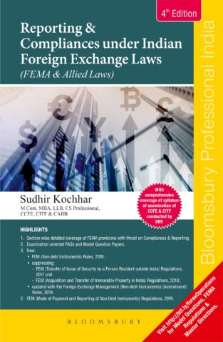 Bloomsbury Reporting Compliances Foreign Exchange Sudhir Kochhar