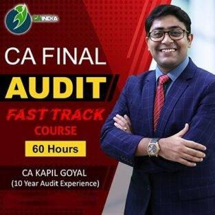 Video Lecture CA Final Audit Fast Track CA Kapil Goyal