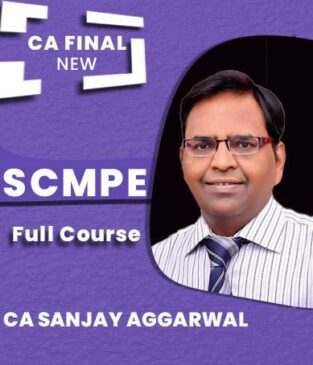 Video Lectures CA Costing (SCMPE) New Syllabus By Sanjay Aggarwal