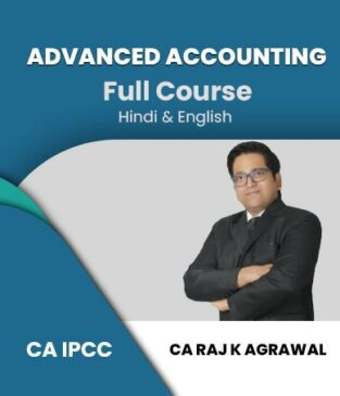 Video Lecture Advanced Accounting Old Syllabus By CA Raj k Agrawal