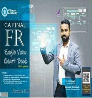 CA Final Financial Reporting Chart Book By CA Jai Chawla
