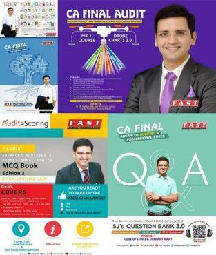 CA Final AS Drone Chart By CA Sarthak Jain for November 2020 Exam