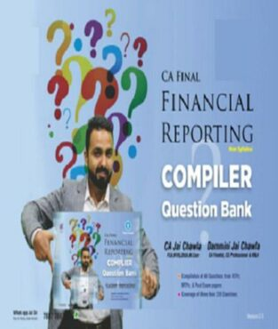 CA Final FR Compiler Question Bank Book by CA Jai Chawla