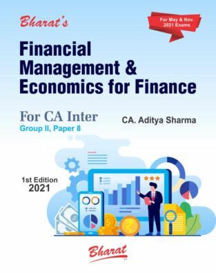 Bharat Financial Management And Eco for Finance By CA Aditya Sharma