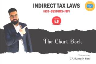 CA Final Indirect Tax Law Chart Book Version 6.0 CA Ramesh Soni