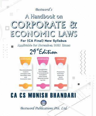 Bestword Corporate and Economic Laws Munish Bhandari