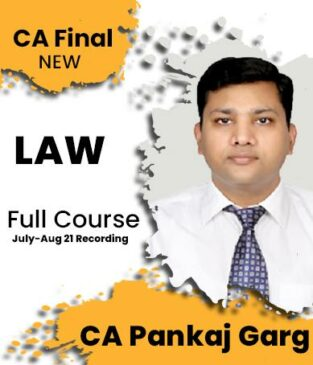 Video Lecture CA Final Corporate and Economic Allied Laws Pankaj Garg