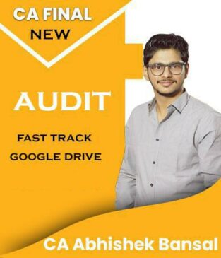 Video Lecture CA Final Law Fast Track Live batch By CA Abhishek Bansal