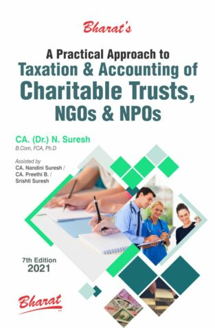 Bharat Taxation Accounting of Charitable Trusts NGOs By CA N Suresh