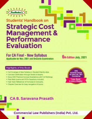 Commercial Padhuka Strategic Cost Management Performance Evaluation