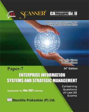 Shuchita Scanner CA Intermediate EISSM Regular Edition Nov 2021