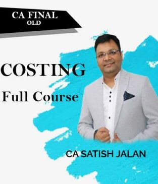Video Lecture CA Final AMA Old Syllabus By CA Satish Jalan