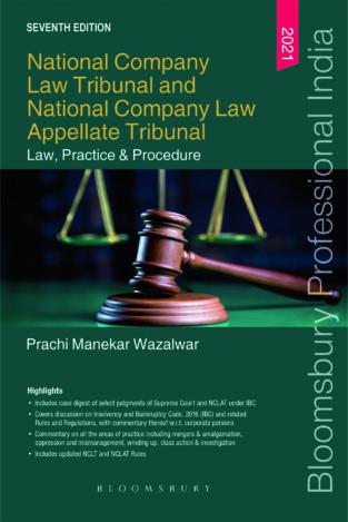 Bloomsbury National Company Law Tribunal By Prachi Manekar Wazalwar