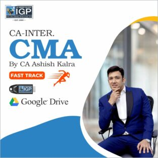 Video Lecture CA Inter CMA Fast track New Syllabus By Ashish Kalra