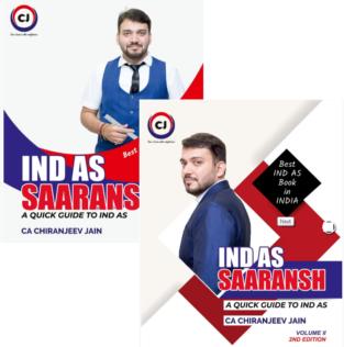 CA Final FR IND AS Saaransh New Syllabus By CA Chiranjeev Jain