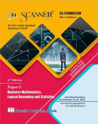 Scanner CA Foundation BMLRS CA Amar Omar and CA Rasika Goenka