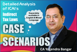 Video Lecture CA Final IDT Case Scenarios CA Yogendra Bangar
