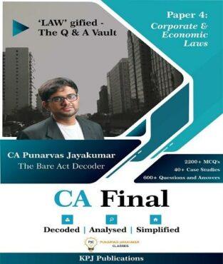 CA Final Corporate and Economic Law Q&A By CA Punarvas Jayakumar
