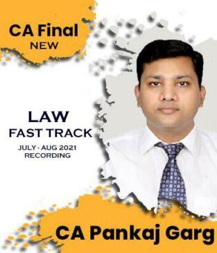 Video Lecture CA Final Laws Fast Track New Syllabus By CA Pankaj Garg