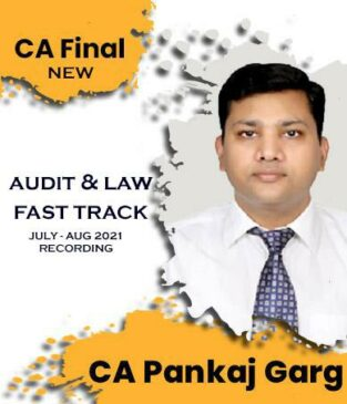 Video Lecture CA Final Audit and Law Fast Track New By CA Pankaj Garg