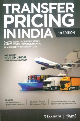 Bharat Transfer Pricing In India By Hari Om Jindal