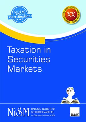 Taxmann Taxation in Securities Markets Edition September 2021