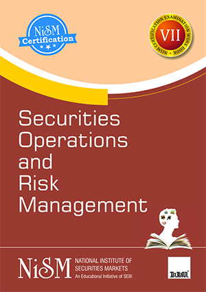 Taxmann Securities Operations and Risk Management By NISM