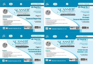 Shuchita Scanner CA Inter Group I New Paper 2 to 4 By Arpita Ghose