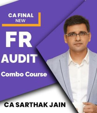Video Lecture CA Final FR and Audit New Syllabus By CA Sarthak Jain