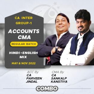 Video Lecture CA Inter Accounts & Costing New By CA Parveen Jindal